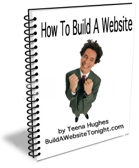 how to build a website ebook cover happy guy How to Build a Website