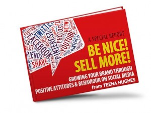 Reports 002 Be Nice Sell More (image ebook cover)