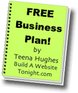 One page Business Plan Samples